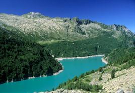 Lago d'Arno e Caserma Campellio