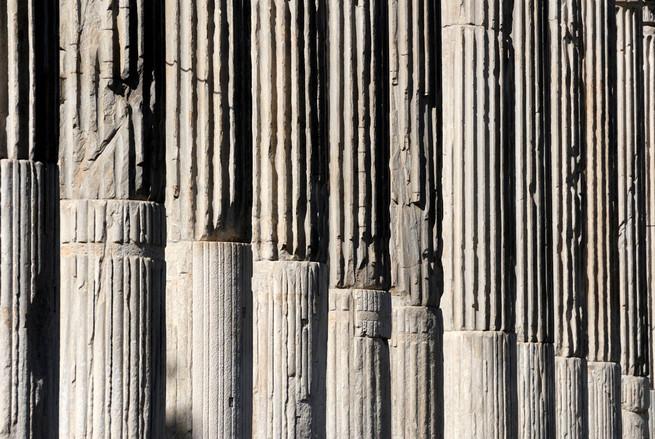 Colonne di S. Lorenzo, Corso di Porta Ticinese