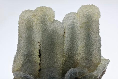Calcedonio stalattitico - India