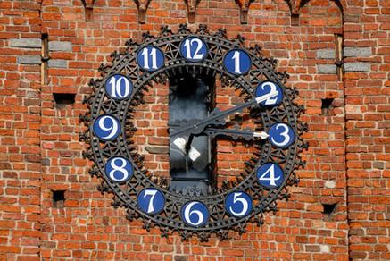 S. Sepolcro, orologio