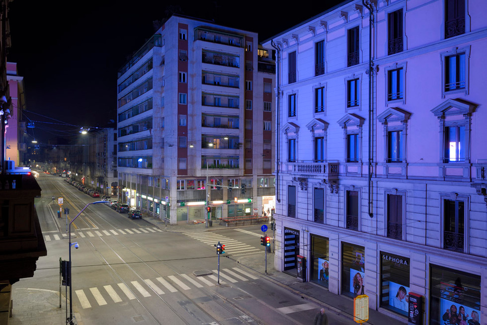 Milano, 18 marzo 2020
