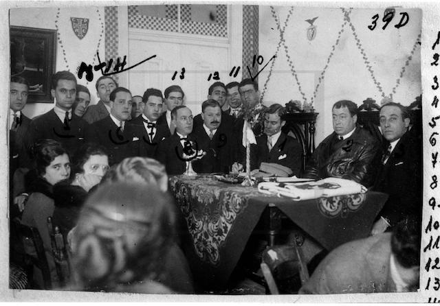 1933 - Sessão solene