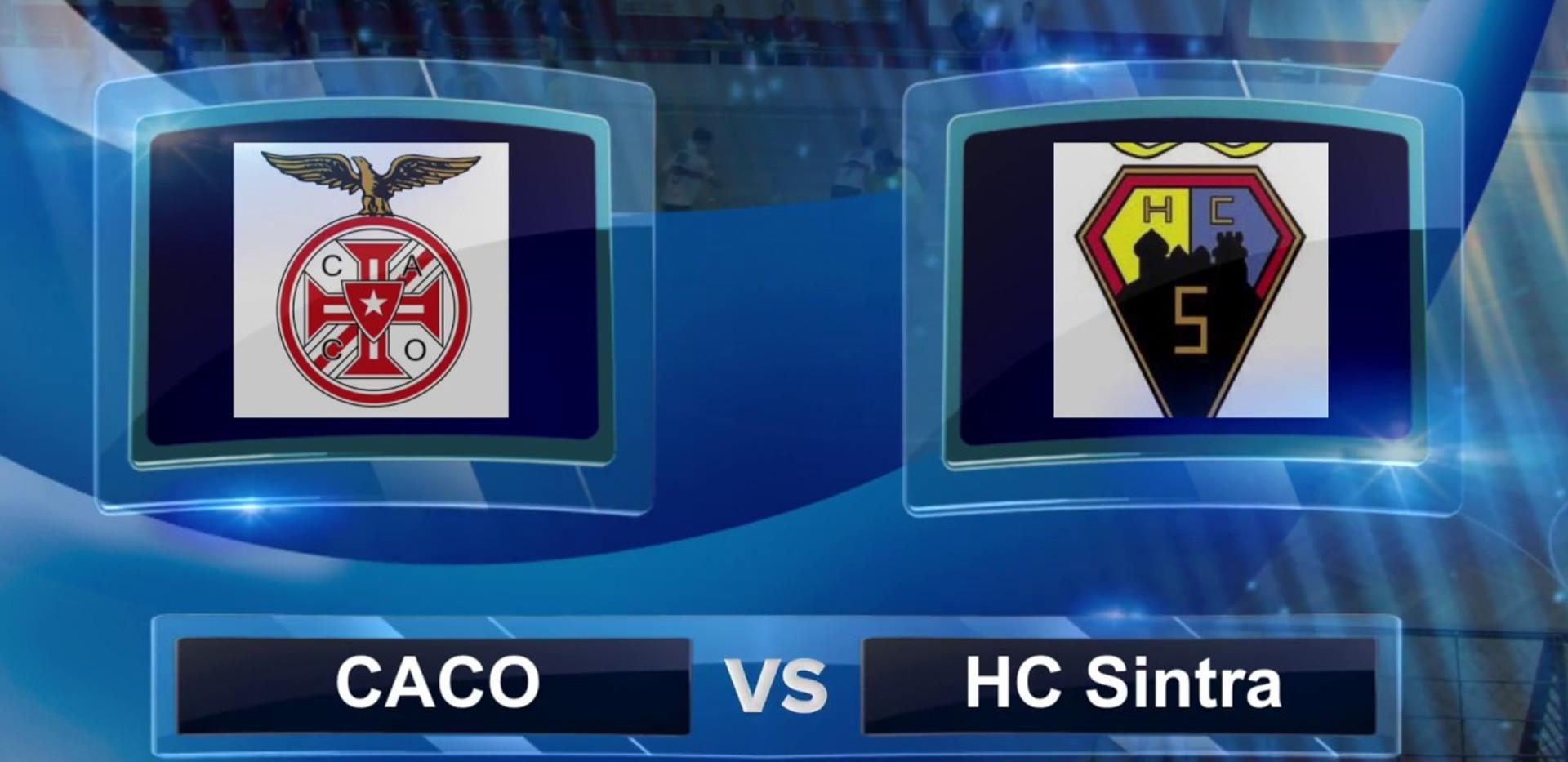 CACO 7-3 HC Sintra