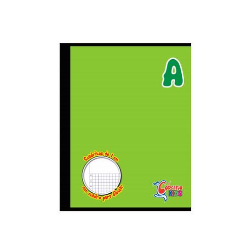 Cuaderno Cosido Corsario Kids sencillo, 200 páginas- Tipo A