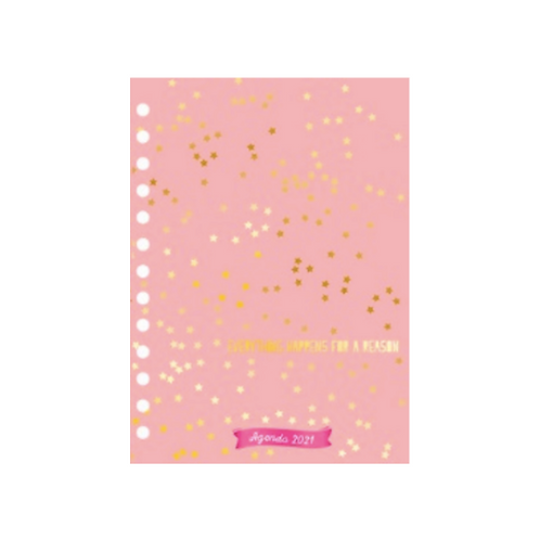 Agenda Diaria 2021 – Stars