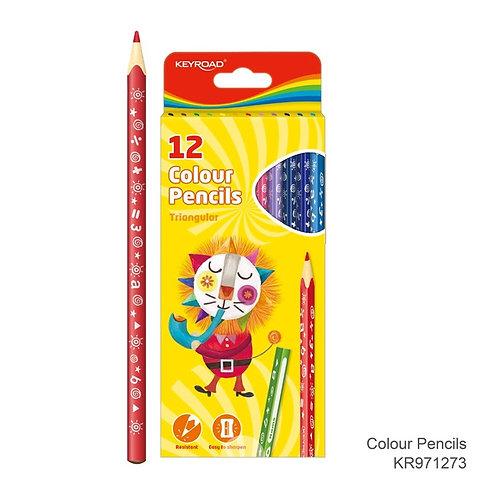 Lápices de colores- 12 colores