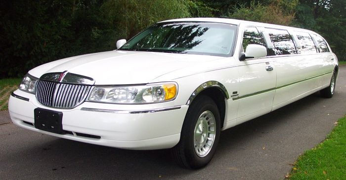 Copy of Limo transfer - up to 8 person