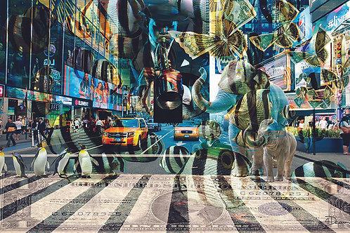 Times square safari TT1040807