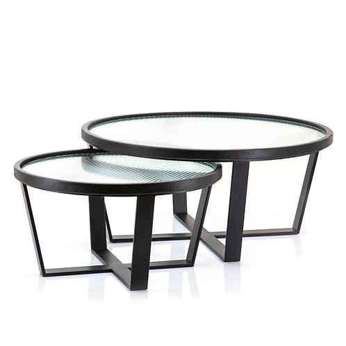 Coffeetable Loup - large (set of two)