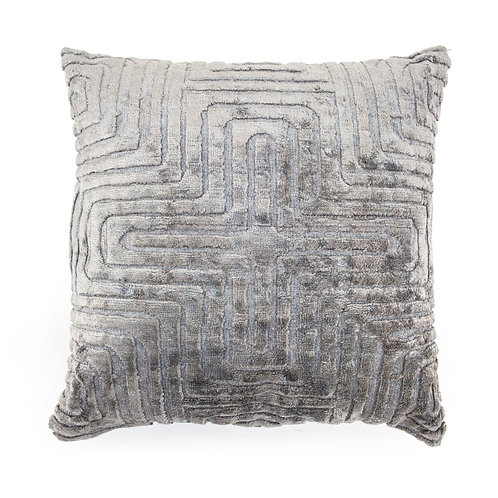 Pillow Madam 45x45 cm - grey