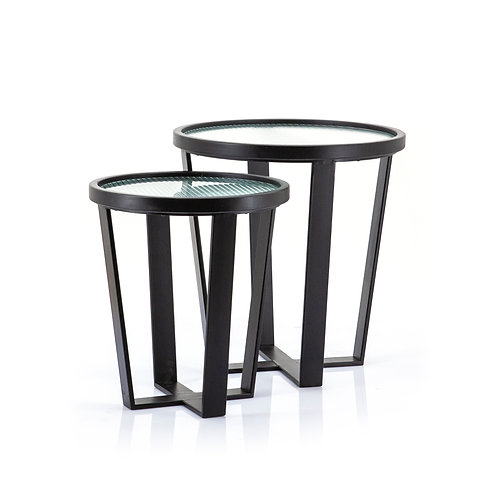 Coffeetable Loup - small (set of two)