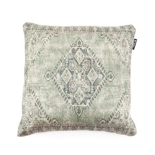 Pillow River 45x45 cm - green