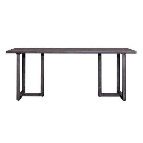 Eettafel Hudson 200x100 - zwart