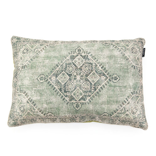 Pillow River 40x60 cm - green