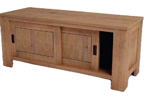 Tv meubel Sliding doors 120cm