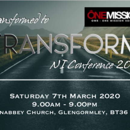 Transform NI Conference 2020