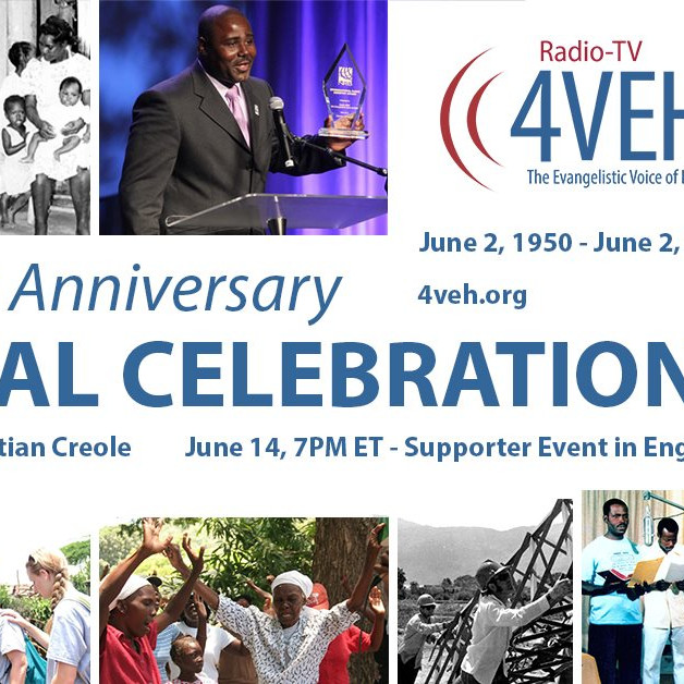 Radio-TV 4VEH 70 years Celebration Service
