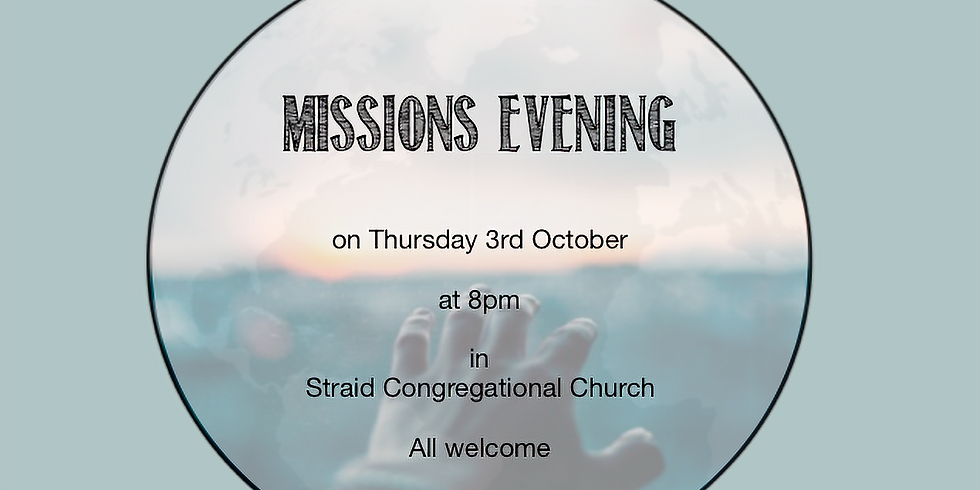 OMS Missions Evening
