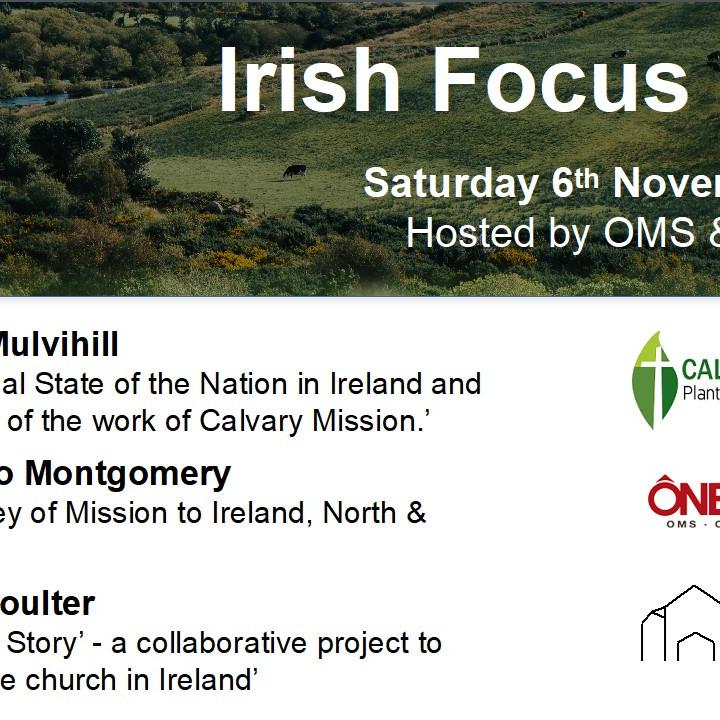 Irish Focus Night