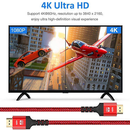 4K Ultra HD HDMI Cable