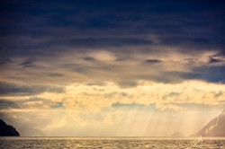 sun-rays knight inlet