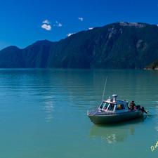 Ambient Light Tour Boat
