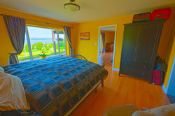 Master Bedroom Lower B&B Suite