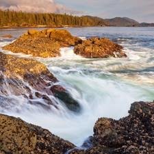 Wild West Coast Scenery