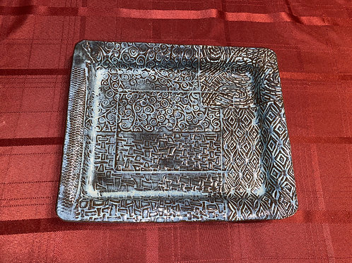 5 Patterned Tray