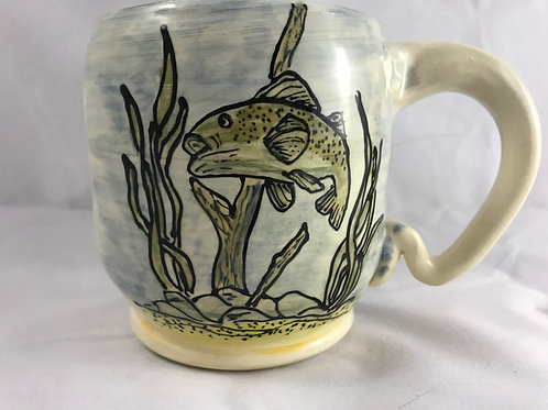 Fishin Mug