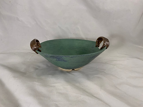 Green/Blue copperhandle