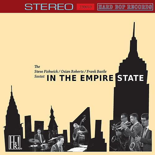 In The Empire State CD