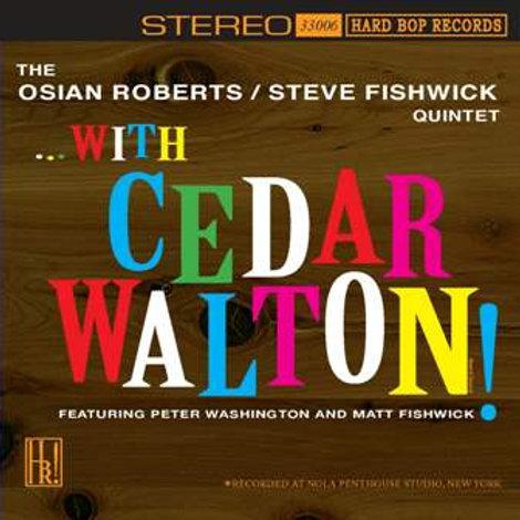 With Cedar Walton! CD