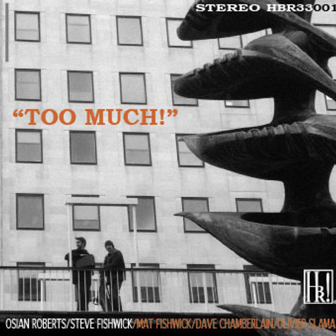 Too Much! CD