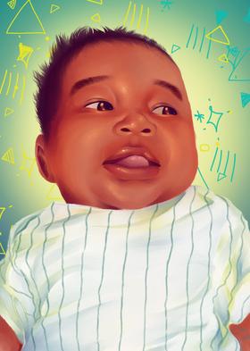 Jordan- Infant Portrait