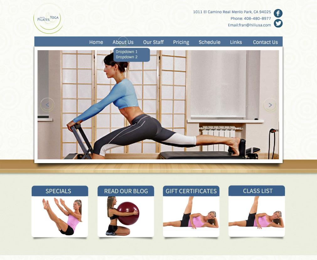 Menlo Yoga 2