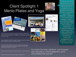 Menlo Yoga 1