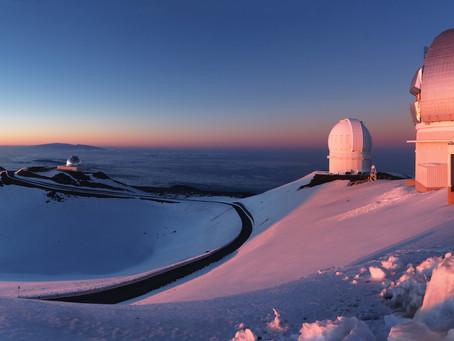 Mauna Kea Working Group Starts to Take Shape
