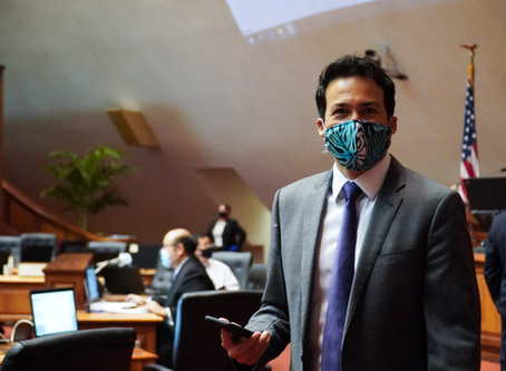 Legislators Take Steps to Ensure Hawai'i Residents can Vote by Mail