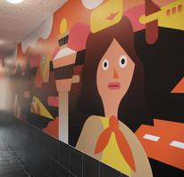 Nieuw Vennep Mural