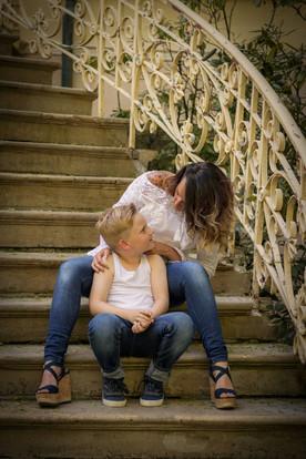Mom & Son,Mutter & Sohn,Familie,Shooting