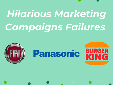 Hilarious Marketing Campaign Failures