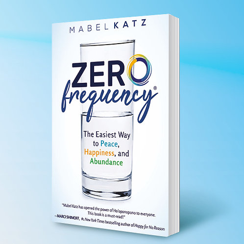English - Zero Frequency Book