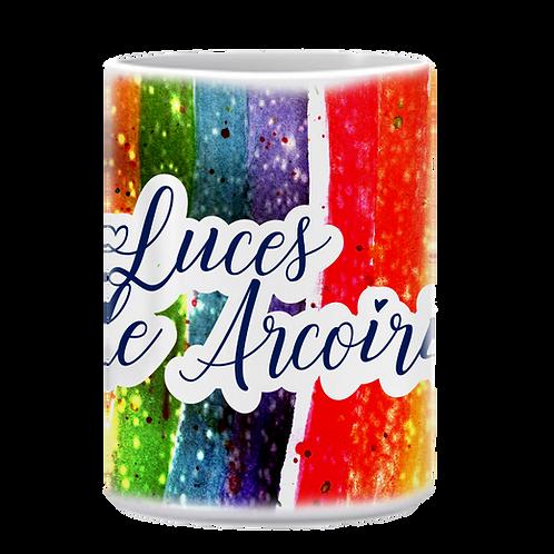 "Mug""Luces del Arcoiris 1"""