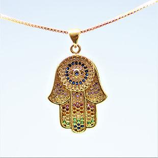 Amuleto Mano de Fátima