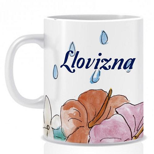 """Mug """"Llovizna"""""""
