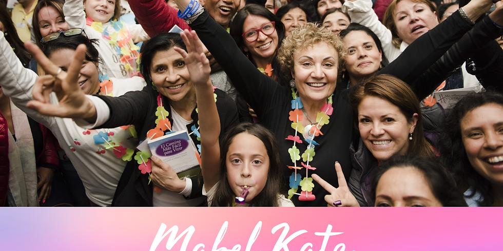 Mabel Katz en Bogotá - Colombia, 11, 13 y 14 de Junio de 2020