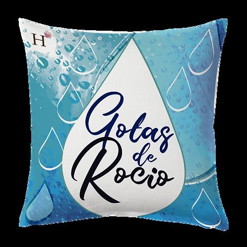"""Cojín """"Gotas de Rocío 1"""""""