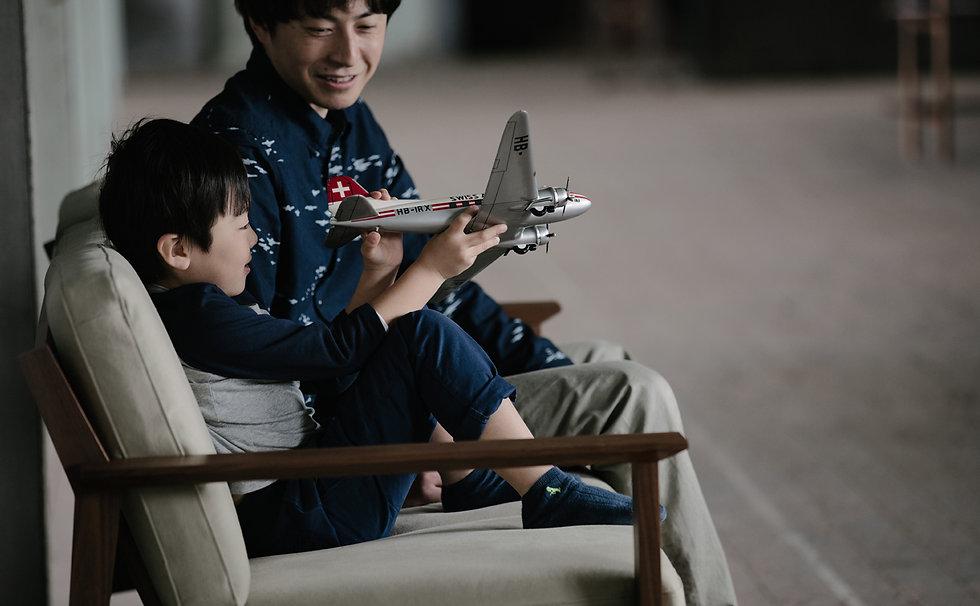 世代を超え、 愛される家具へ