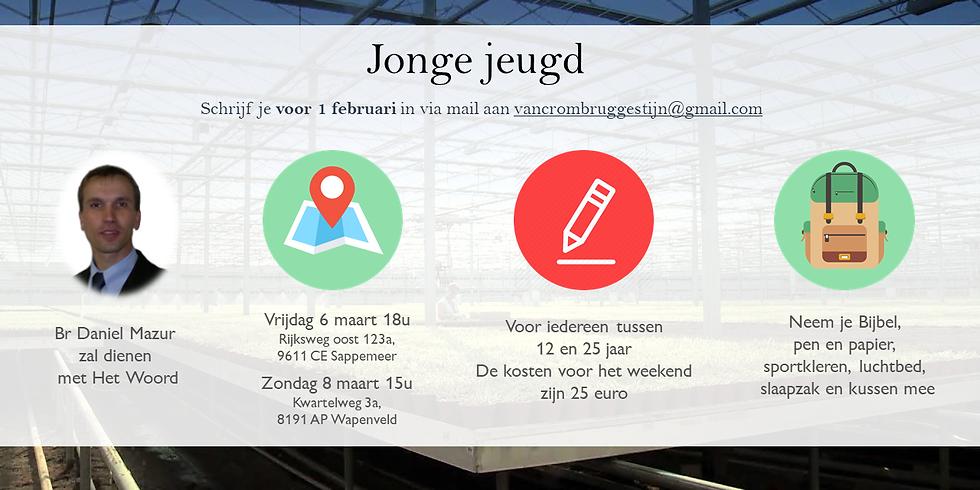 Youth Weekend Netherlands (Wapenveld)